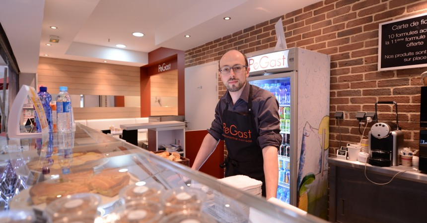 Foodstore partners pegast 4 for O cuisine st orens