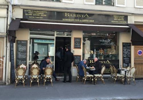 BARISTA & BAKER – 36 RUE DE BERRI, 75008 PARIS