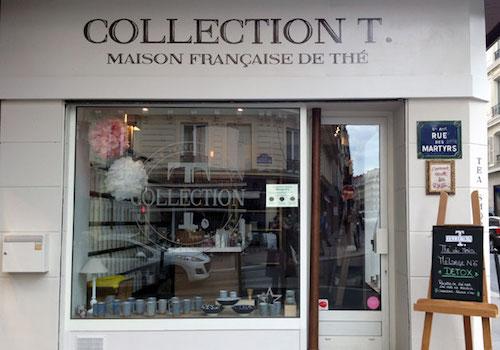 COLLECTION T. – 71 RUE D'ARGOUT, 75002 PARIS