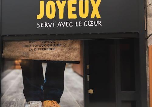 JOYEUX – 87 PASSAGE CHOISEUL, 75002 PARIS