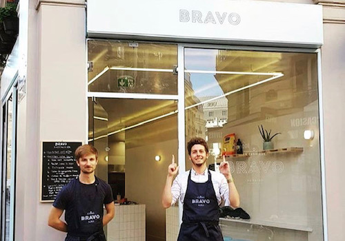 BRAVO – 9 rue MONSIGNY, 75002 PARIS