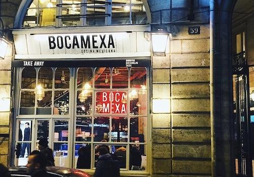 BOCAMEXA – 59 RUE SAINT ANDRÉ DES ARTS, 75006 PARIS