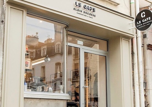 LE CAFÉ PAR ALAIN DUCASSE – 47 RUE DU CHERCHE MIDI, 75006 PARIS